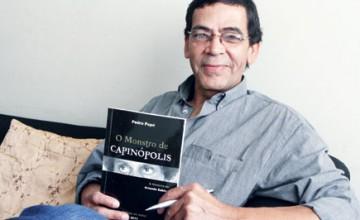 Autor do Livro sobre Orlando Sabino faz lançamento oficial em Capinópolis