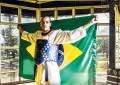 Rio 2016 é o objetivo do lutador uberlandense Lucas Ferreira