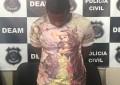 Polícia Civil de Goiás prende homem que estuprou jovem de 18 anos