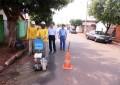 Copasa inicia mais uma obra para reduzir perda de água em Capinópolis