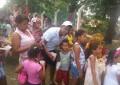 Dia das crianças comemorado com muita festa em Capinópolis
