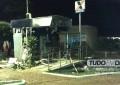 Assaltantes explodem caixa eletrônico em Cachoeira Dourada
