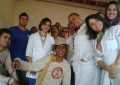 Secretaria de Saúde promove atualização do cartão de vacinas no São João em Capinópolis