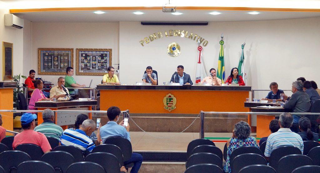Reunião do dia 17/04/2017 - Foto: Paulo Braga