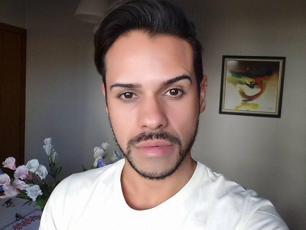 Vendedor Divino Aparecido foi espancado e morto em Uberlândia (Foto: Reprodução/Facebook/Divino Aparecido)