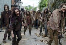 Cena de 'The Walking Dead' / fox