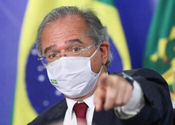 """ÁudioPlay: Guedes diz que """"chinês"""" criou o coronavírus e pede desculpas depois pauloguedes 350x250"""