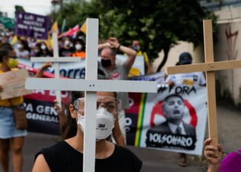 ÁudioPlay: País supera marca de 500 mil mortes por Covid-19 covid 350x250