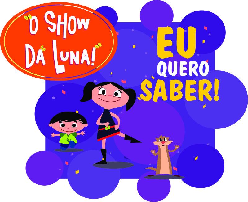 Vetores – O Show da Luna em Corel Draw (CDR)