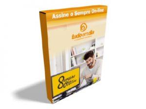 Sempre On-line – Serviço de assinatura Marketing Digital do Jornal Tudo Em Dia