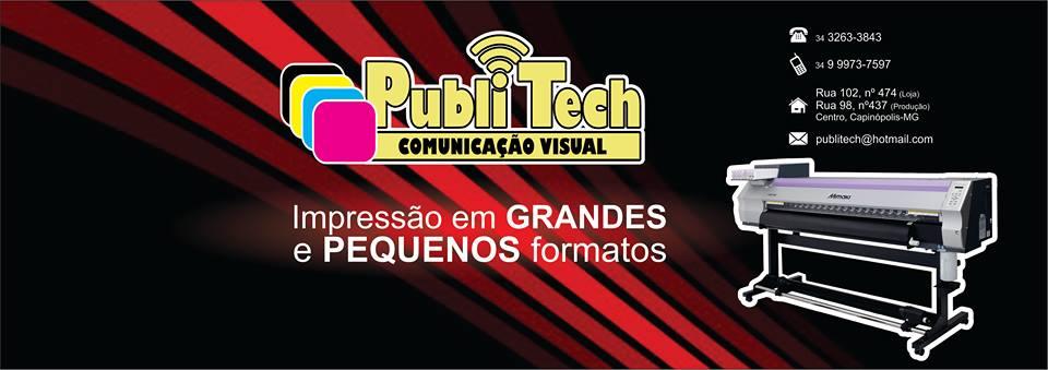 Publitec comunicação visual