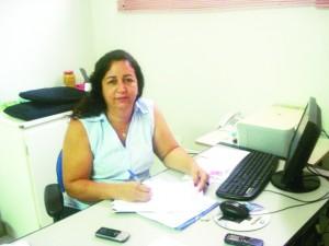 Simone Dantas - Secretária de Saúde