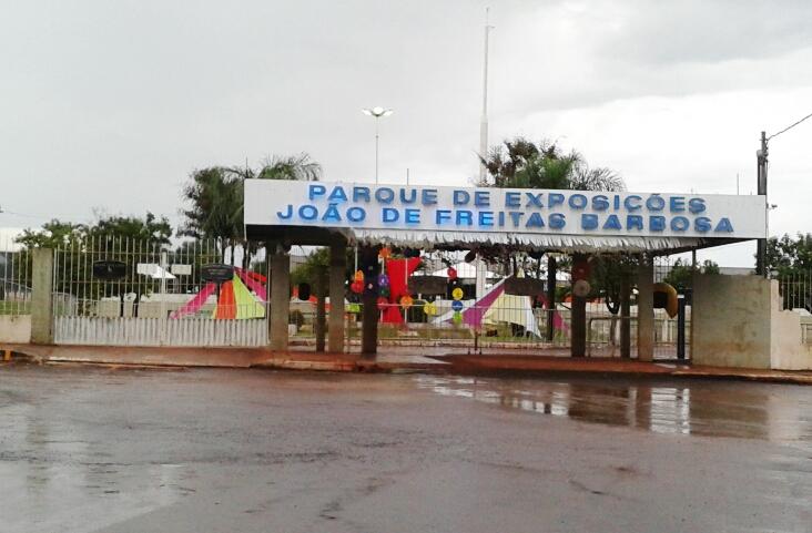 Parque de Exposições João de Freitas Barbosa