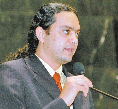 Deputado Federal Weliton Prado