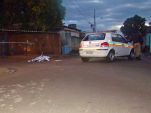 Moradora de rua de 30 anos foi morta a pauladas