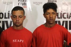 Suspeitos de assassinar um casal de advogados na Serra do Cipo confirmaram o estupro da advogada / JULIANA BAETA JOHNNY CAZETTA