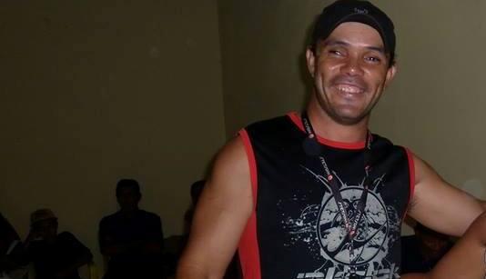 Vítima foi assassinada a golpes de exadão. Foto: Diário do Triangulo/Eva Santtus