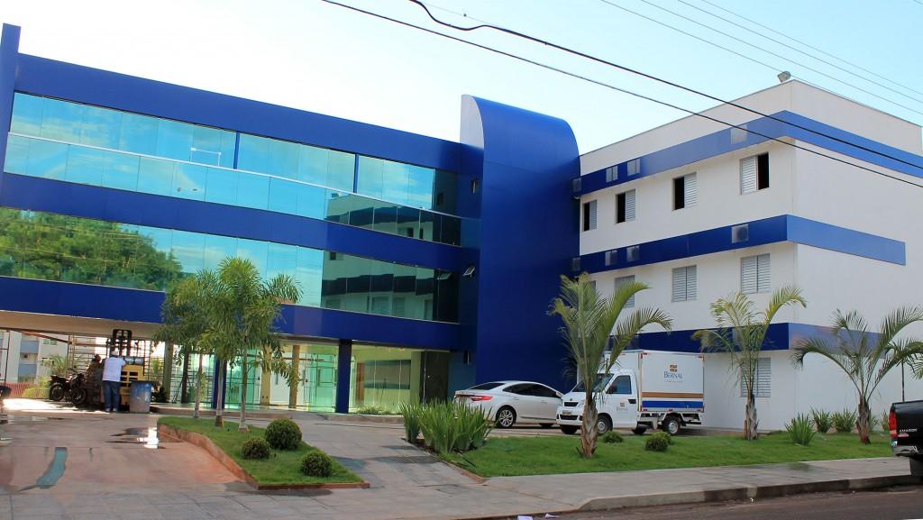 Com investimentos de aproximadamente 10 milhões de reais, o novo hotel está em fase final e será inaugurado no dia 10 de março de 2014