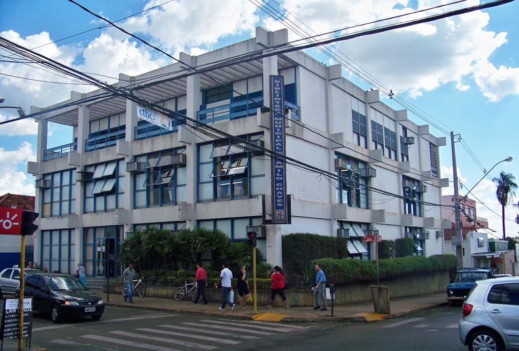 Biblioteca Municipal de Ituiutaba | Foto: ASCOM