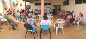 A coordenadora da Saúde Bucal, Naia Fontoura, disse que esse trabalho tem tido resultado positivo