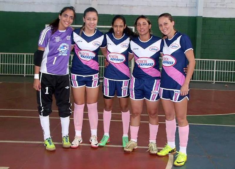 quipe de Futsal Feminino de Ituiutaba foi vice-campeã em Uberlândia
