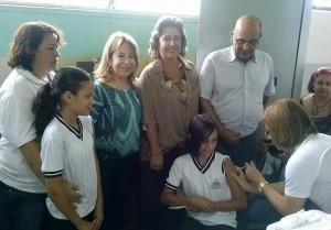 Mais de 1120 jovens já foram imunizadas em Ituiutaba