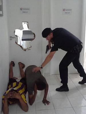 divulgação / Polícia