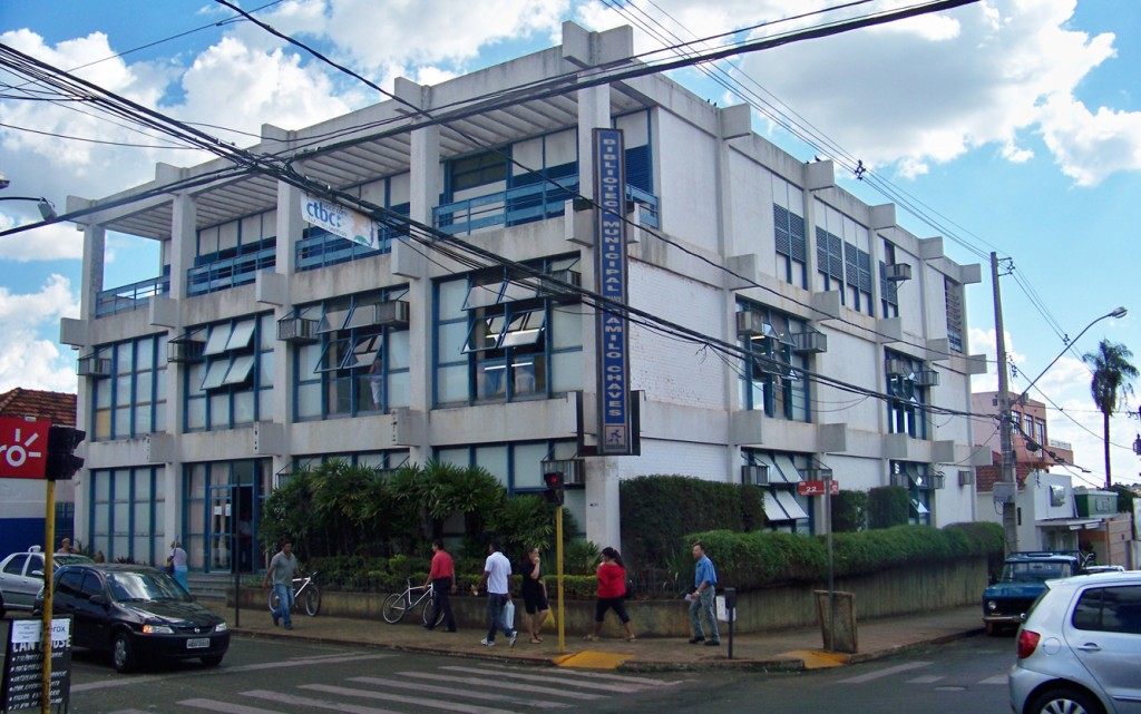 Biblioteca Municipal de Ituiutaba