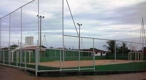 Quadras esportivas em Capinópolis são reformadas
