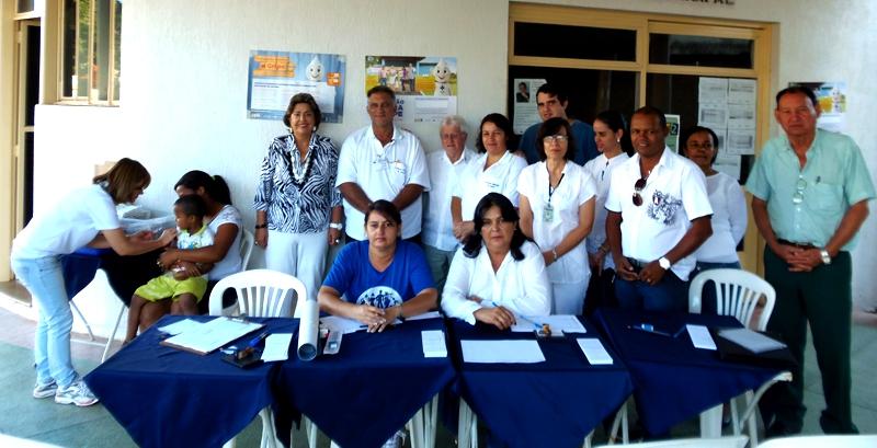 O sucesso de procura Dia D de Vacinação Contra a Gripe ajudou a elevar os números da vacinação no Município