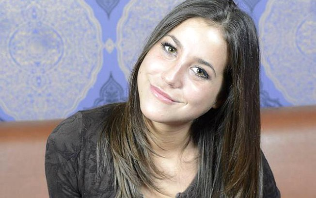 Heidi Van Horny, de 22 anos, quer comemorar o aniversário fazendo sexo com 23 homens