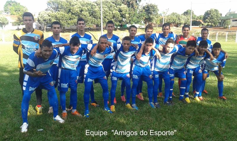 "Equipe ""Amigos do Esporte"""