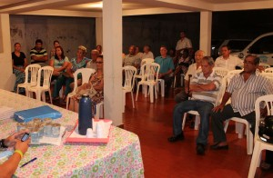 As escrituras entregues foram dos conjuntos habitacionais Sol Nascente e Ipiranga