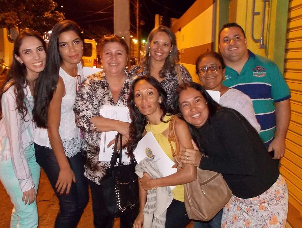 O Programa Saúde Bucal da SMS tem tido excelentes resultados, num trabalho que é levado para as escolas, zona rural e bairros da cidade, sendo coordenado pela odontóloga Naia Cardoso Fontoura
