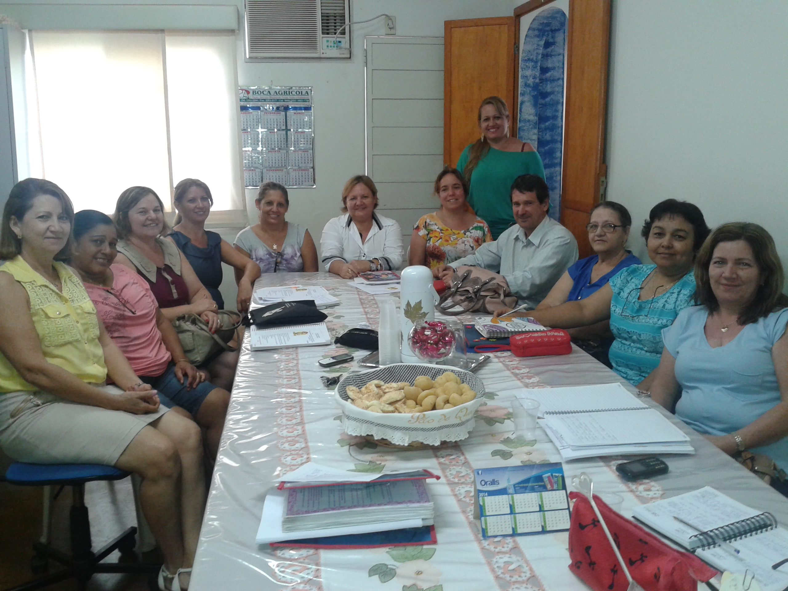Secretaria de Educação e Cultura estabelece cronograma para o Projeto Educar