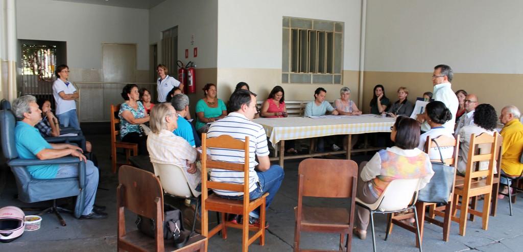Conselho Municipal do Idoso realizou mais uma reunião itinerante