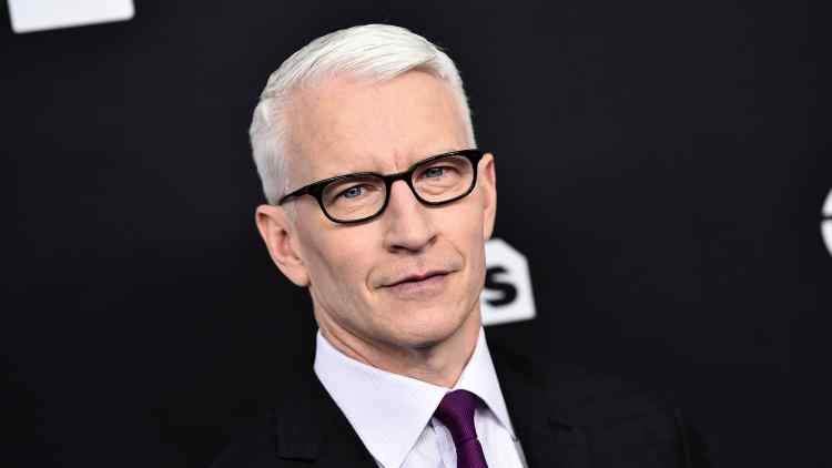 Anderson Cooper (Foto: Reprodução/Internet)