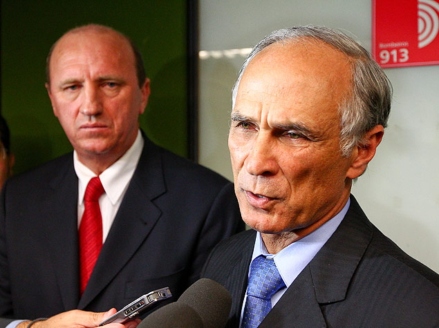 O deputado federal Antônio Andrade, quando era ministro da Agricultura