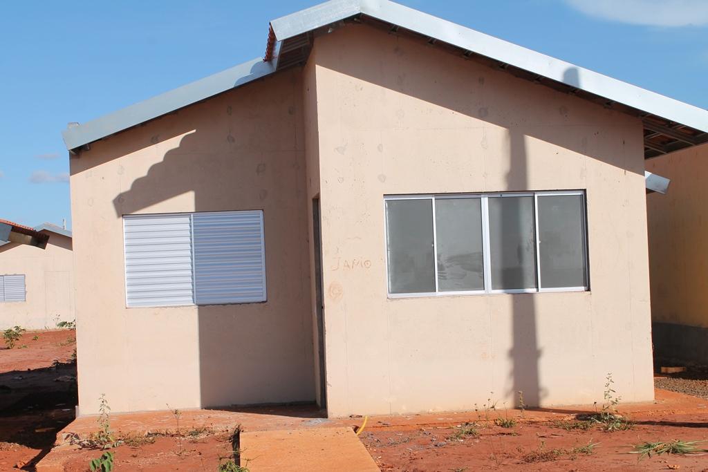 Casa no residencial Nova Ituiutaba II