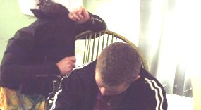 Casal foi preso por suspeita de envolvimento