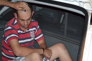 Homem de 28 anos tem extensa ficha criminal