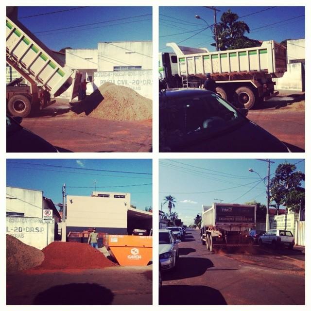 FOTOS REFORMA DA CADEIA