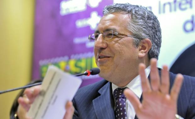 Ex-ministro e candidato ao governo de São Paulo - Alexandre Padilha