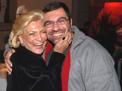 Marcello Capuano, filho de Hebe Camargo