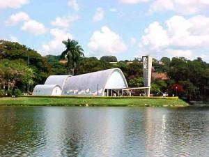 Lagoa da Pampulha / divulgação