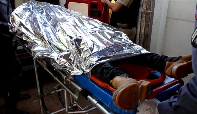 Homem fez criança refém e foi morto por um policial