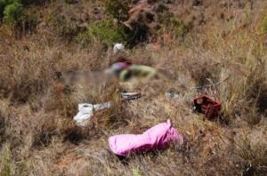 Jovens morreram durante acidente