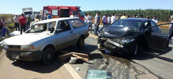 Jovem de 33 anos morreu atropelada