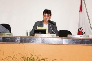 O autor da emenda - Cleidimar Zanotto