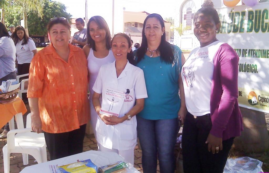Secretaria de Saúde trabalha no combate ao câncer bucal